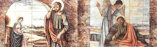 Die sieben Schmerzen und Freuden des hl. Josef