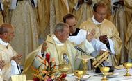 Homilia do Prelado do Opus Dei no primeiro aniversário da canonização de São Josemaria Escrivá