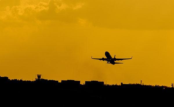 El pasaje de avión