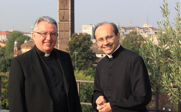 Opus Dei - Il vicario regionale dell'Opus Dei per l'Italia è don Normann Insam