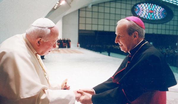 Omelia nell'ordinazione episcopale del Padre (6-1-1995)