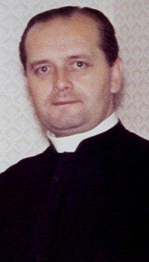Dr. Vladimir Vince (1923-1968) war als Leiter der Kroatischen Auslandseelsorge auch in Köln ein gern gesehener Gast.