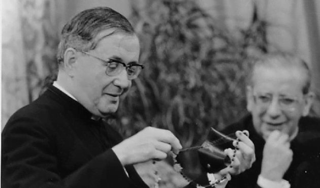 Opus Dei - Álvaro del Portillo parla di San Josemaría