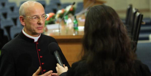 "Msgr. Ocáriz: ""Opus Dei Opens its Doors to Everyone"""