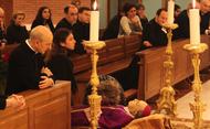Mgr Ocariz: « Quelqu'un de bon vient de s'en aller au Ciel »