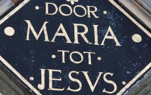 Opus Dei - Door Maria naar Jezus