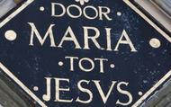 Door Maria naar Jezus