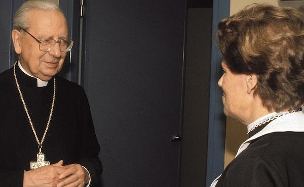 Opus Dei - Dora e il beato Álvaro