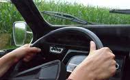 Estrenando la carretera