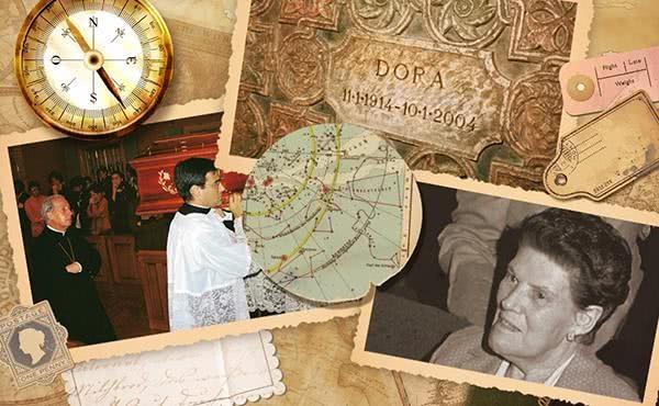 Opus Dei - Dora del Hoyo. 10 stycznia mija rocznica jej śmierci.