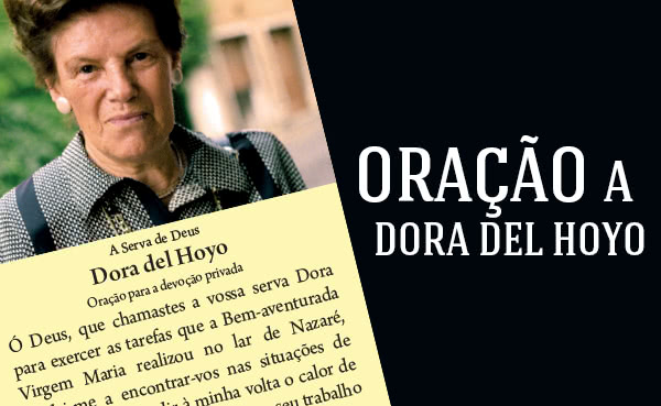 Opus Dei - Oração a Dora del Hoyo