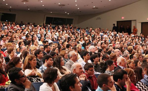 Opus Dei - Cronaca del viaggio del Prelato in America Centrale: (luglio e agosto 2014)