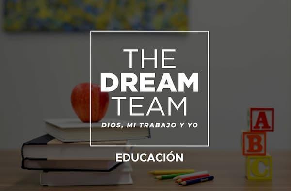 The Dream Team: Dios, mi trabajo y yo (IV)