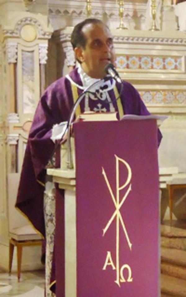 Homilía de Mons. Carlos González, Vicario regional del Opus Dei en Uruguay