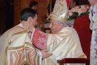 Galeria de fotos da ordenação de diáconos 2009
