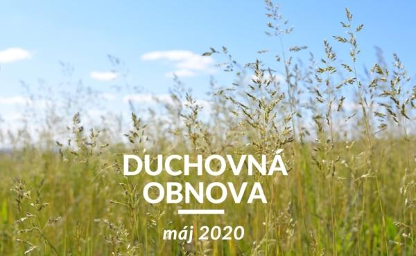 Opus Dei - Duchovná obnova - máj 2020