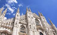Il prelato a Milano (21 - 25 agosto)