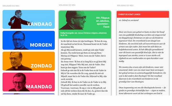 Opus Dei - Een nieuwe app: eScrivaLite
