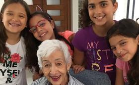 Rosi Escobar: alegría, amistad y buen humor