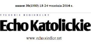 Echo Katolickie - Alvaro 2014