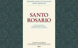 «Santo Rosario»: publicada la edición crítico-histórica