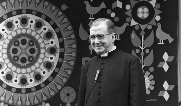 """Opus Dei - """"Per San Josemaría la santità non è un concetto astratto"""""""