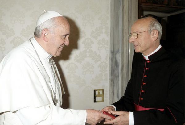 Der Papst ernennt Msgr. Fernando Ocáriz zum Prälaten des Opus Dei