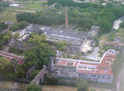 Hacienda San Antonio El Puente (tomada del libro Haciendas de Morelos)