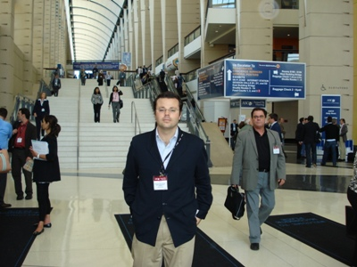 En Chicago en un Congreso de oncología que reúne a más de 30.000 oncologos de todo el mundo