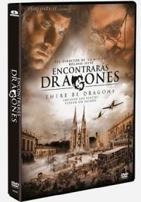 El DVD de Encontrarás Dragones está ya disponible para alquiler y compra