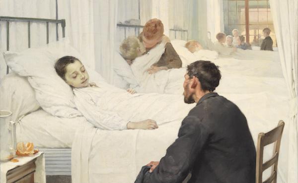Les malades
