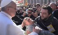 """El Papa: """"El verdadero poder es servicio"""""""