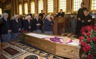 Biskup Echevarría pochovaný v Kostole Prelatúry