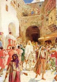 Palm Sunday: Jesus Enters Jerusalem