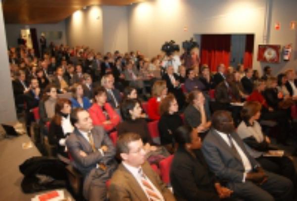 """Premios """"Comunicar África 2008"""""""