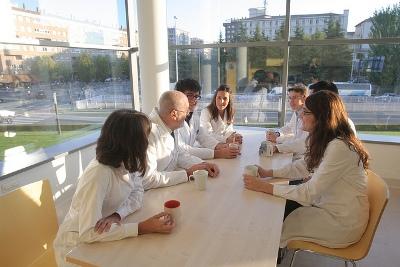 Equipo de Laboratorio de Vacunas