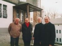 ... und knapp 50 Jahre später (3. von links: Dr. Alfons Par)