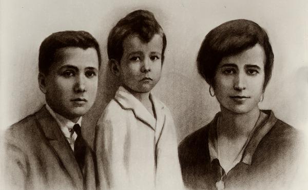 1. ¿Qué situación económica tenía la familia Escrivá?