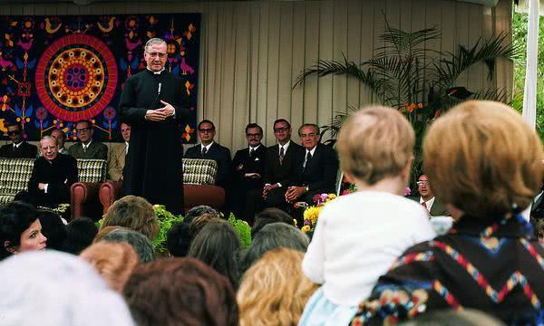 Opus Dei - Hl. Josefmaria - der Heilige des Alltags - Audio-Betrachtung