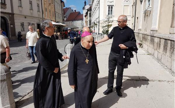 Viagem pastoral do Prelado à Eslovénia e à Croácia