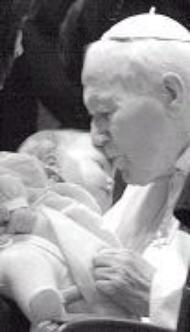 Johannes Paulus II: de bovennatuurlijke dimensie van het alledaagse