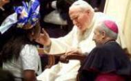 El Papa dice que Escrivá enseñó a «amar al mundo apasionadamente»