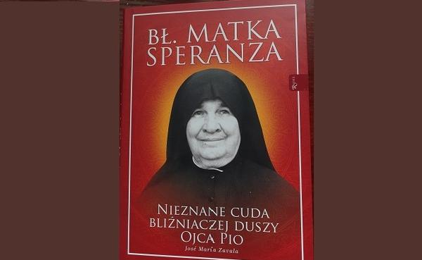 Św. Josemaría w biografii bł. Matki Speranzy
