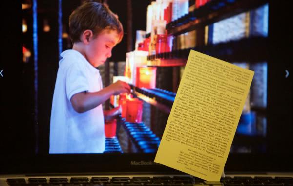 Opus Dei - Envie através do site os favores recebidos