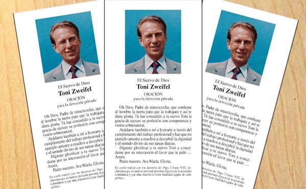 25º aniversario del fallecimiento de Toni
