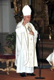 Mše svatá ke cti sv. Josemaríi v Brně