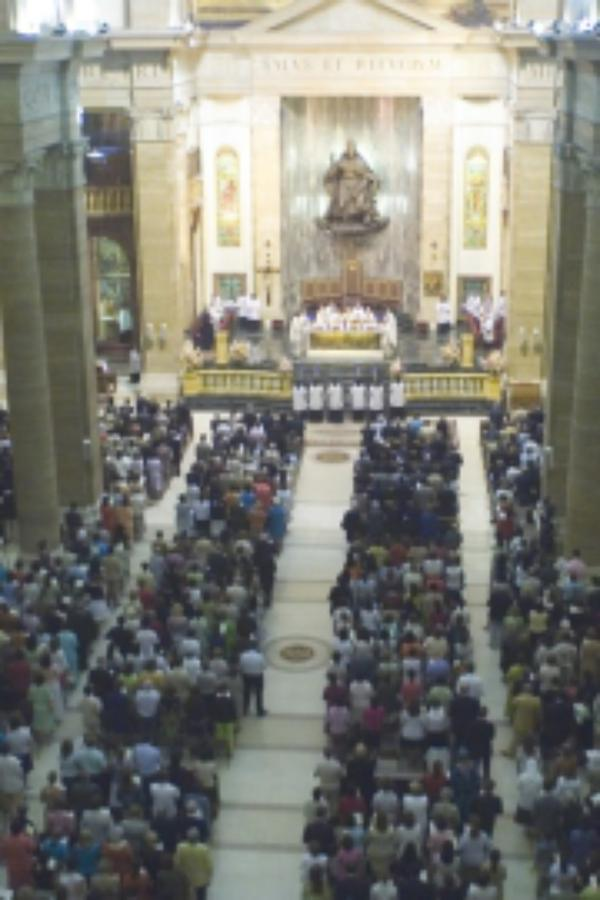 Prelate of Opus Dei ordains 38 new deacons