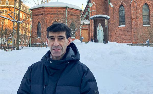 Fader Mauricio Bravo – Opus Dei's regionala vikarie för Finland och Estland