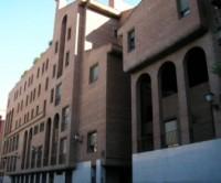 Fachada del Colegio Mayor