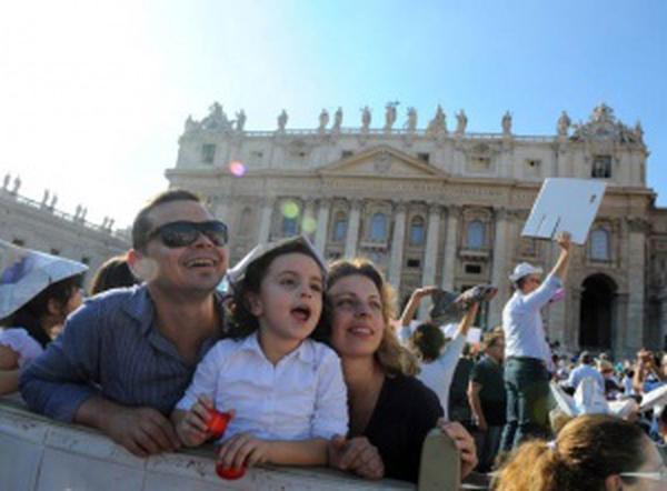 Con Papa Francesco  la Veglia per il Sinodo